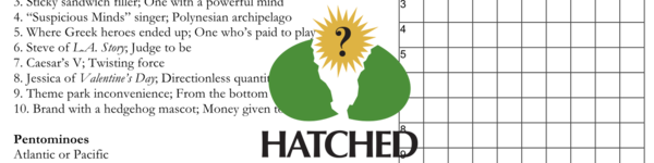 Hatched: A new    Patreon