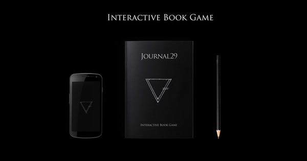 Journal 29: Interactive Book Game