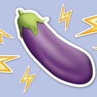 The Eggplant Emoji Vibrator Is More Than Just a Novelty