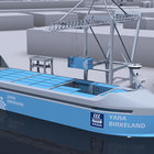 First Zero-Emission, Fully-Autonomous Container Ship Planned for 2020