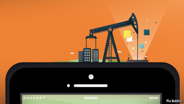 Data are the New Oil