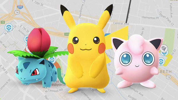 Pokémon Go's Next Big Move