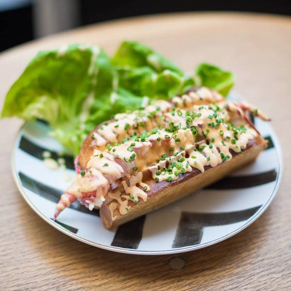 """Warm Lobster Roll"" by Georgie (@wonhophoto)"