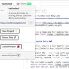 Hosting bots on Glitch | botwiki 🤖