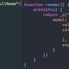 Vue HTML to JS Compiler