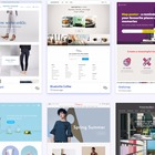 eCommerce Website Design: Gallery & Tech Inspiration with 317 Shops