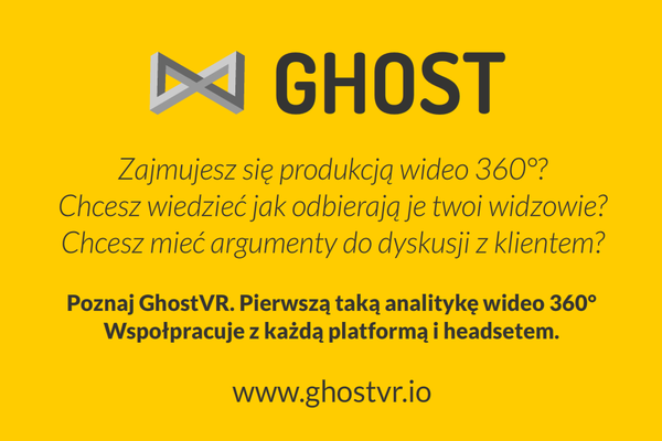 VR video data analytics & visualisation tools! http://ghostvr.io/