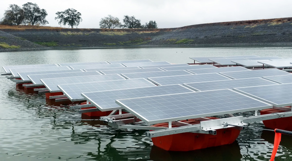 Are Floating Solar Panels Energy's New Frontier? | The California Report | KQED News