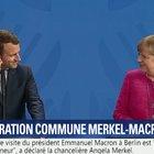 """Entre Emmanuel Macron et Angela Merkel, des """"débuts magiques"""" mais..."""