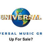 Is Part Of Universal Music Up For Sale?