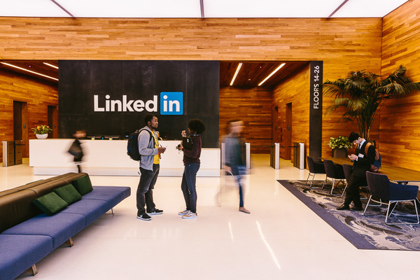 Inside Design: LinkedIn