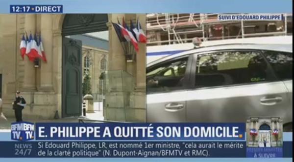 BREAKING! Philippe heeft zijn woning verlaten!