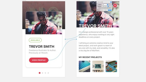 Want to Prototype in Sketch? Well now you can!