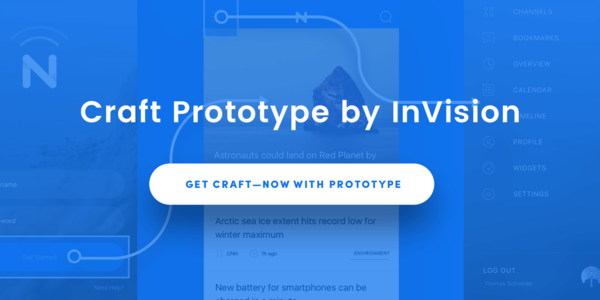 Prototyping in Sketch is here