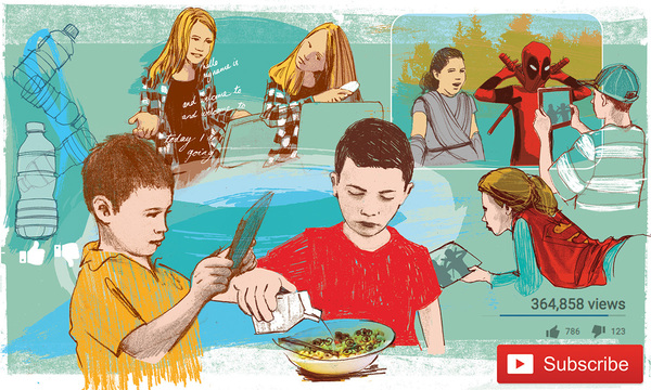 When every moment of childhood can be recorded and shared, what happens to childhood?