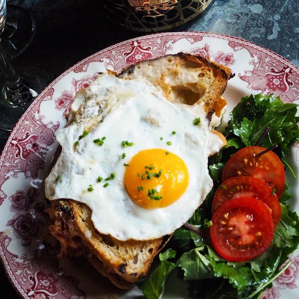 """Croque Madame"" by Hart and the Hunter (@hungryinla)"