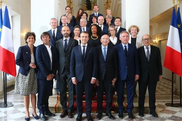 Team Macron