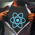 Master React. Unleash Your Design Superpower.