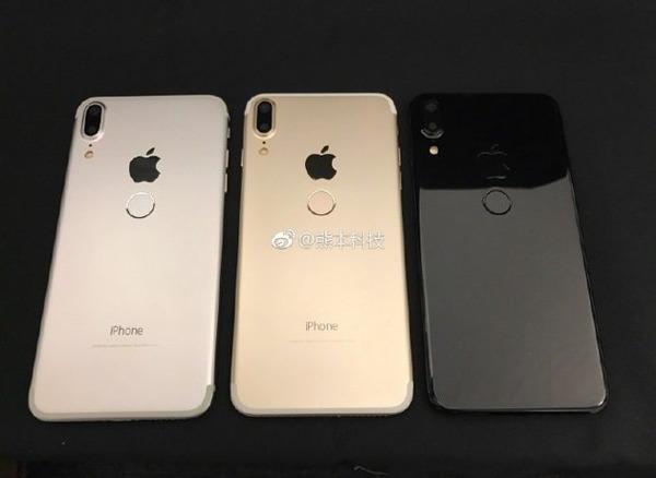 Ne, toto není připravovaný iPhone 8, ale levná čínská kopie...