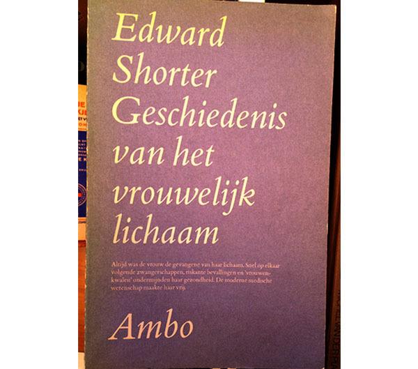 Edward vond dat, als man zijnde, hij toch de beste kandidaat was om dit standaardwerk te schrijven.