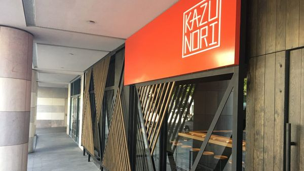Kazunori Rolls Into Santa Monica with Affordable Fast Casual Sushi | Eater LA