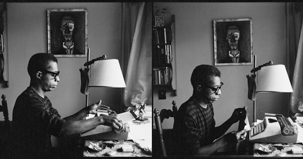 James Baldwin's Advice on Writing – Brain Pickings