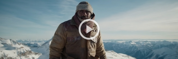 The Mountain Between Us | Trailer #1