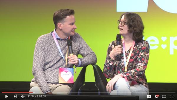 Das Digitale Quartett auf der re:publica 2017