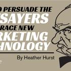 How to Persuade the Naysayers to Embrace New Marketing Technology