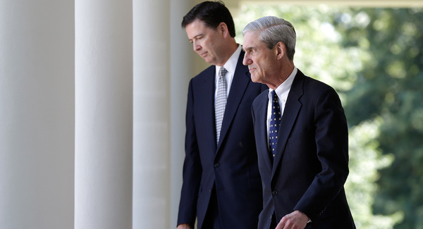 What Donald Trump Needs to Know About Bob Mueller and Jim Comey