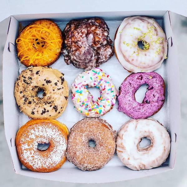 """""""Donuts"""" by Trejo's Coffee & Donuts (@wonhophoto)"""