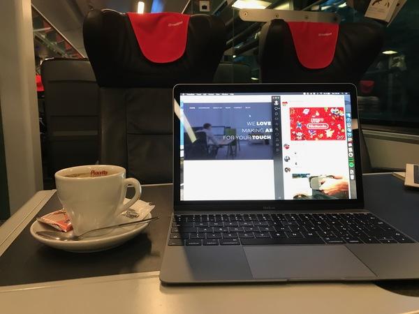 """Můj první den s MacBook 12"""""""