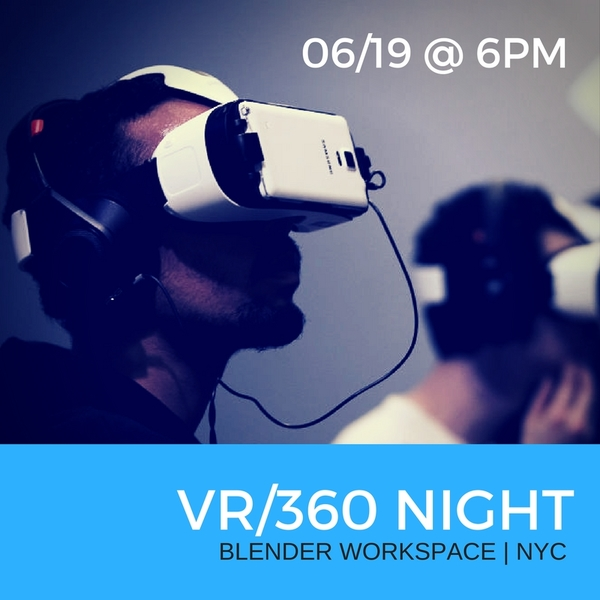 Join us for Developer Week NYC!!