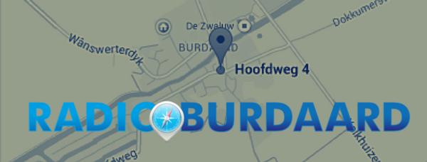 Radio Burdaard, het communicatie vehikel van Vlakland Communicatie. Als nieuwsbrief, maar ook als audiokanaal (in podcast en als streaming audio bij gelegenheden)