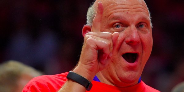 Ballmer explains how he'll make the Clippers as loved as the Lakers