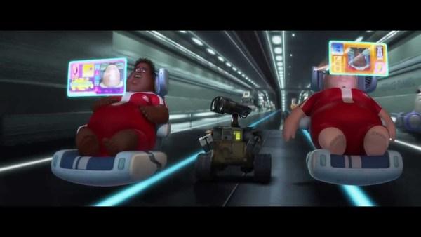 Wall-E zag 't al: te gemakszuchtige tech (ver)dient niet de mens