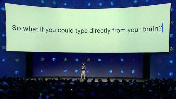 Regina Dugan onthulde wat info over Facebook's nieuwste geheime unit