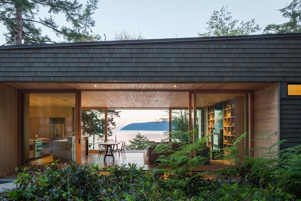 Our Daydream of Living on an Untouched Island Comes True in Washington - Dwell