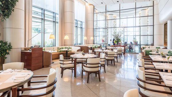 Inside Jean-Georges, LA's Opulent New Home for the Global Elite   Eater LA