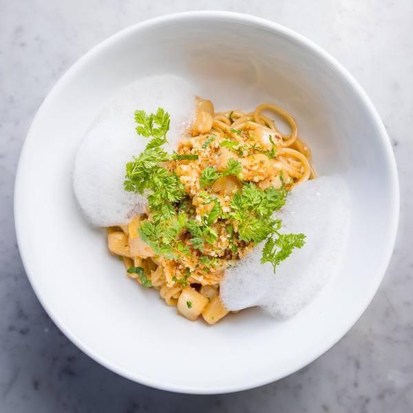 """""""Scallops & Pasta"""" by Salt Air (@meetjakob)"""
