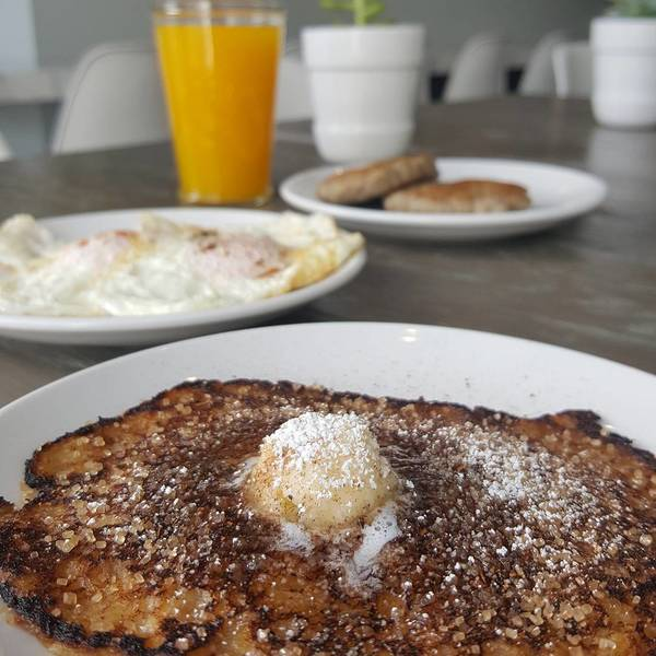 """Griddle Cakes"" by Breakfast by Salt's Cure (@breakfastbysaltscure)"