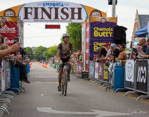 Dirty Kanza 2017: The Comeback Kid
