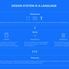 Design Systems Are a Language. Product Is a Conversation