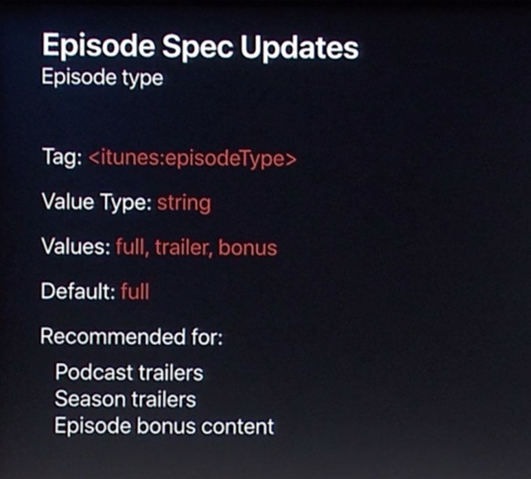 Apple makes major podcast updates