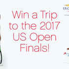 The US Open Sweepstakes presented by evian®