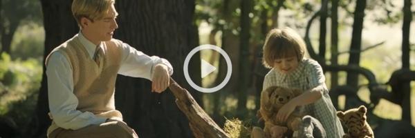 Goodbye Christopher Robin | Official Trailer