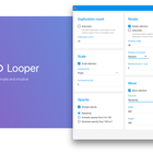 Looper | Sketch plugin