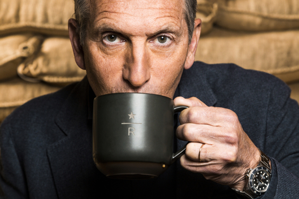 Starbucks' Howard Schultz Has Something Left to Prove