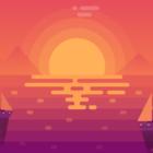 CSS scenery