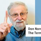 "Don Norman: The term ""UX"" - YouTube"